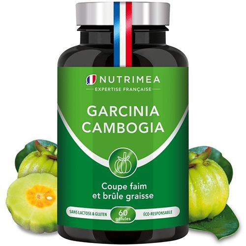 Flacon de Garcinia Cambogia de la marque Nutrimea