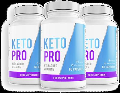 Gélules pour maigrir Keto Pro