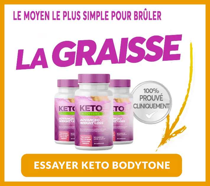 Essayer Keto Bodytone