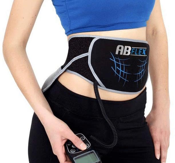 Ceinture abdominale pour éliminer la graisse du ventre