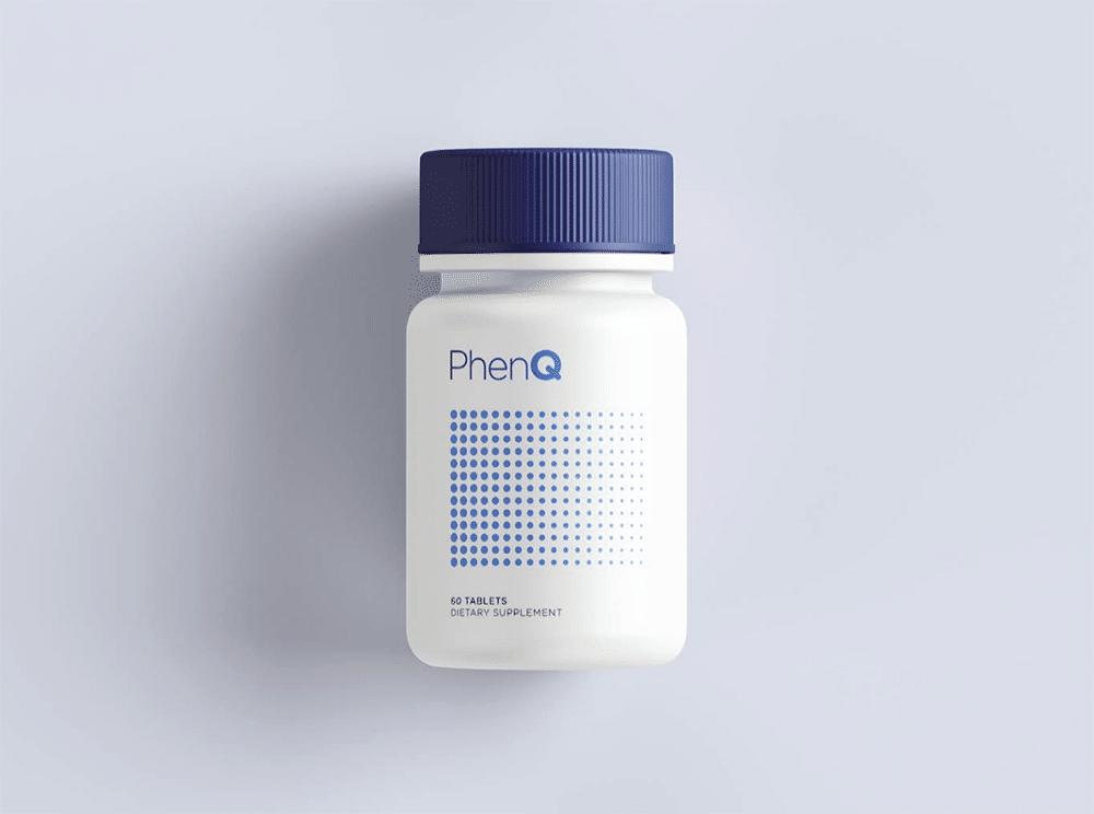 Nouvelle bouteille de PhenQ