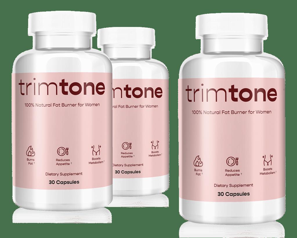 Trimtone : brûleur de graisse naturel pour les femmes