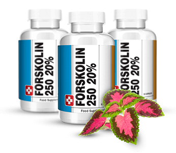 Pilule minceur Forskolin 250