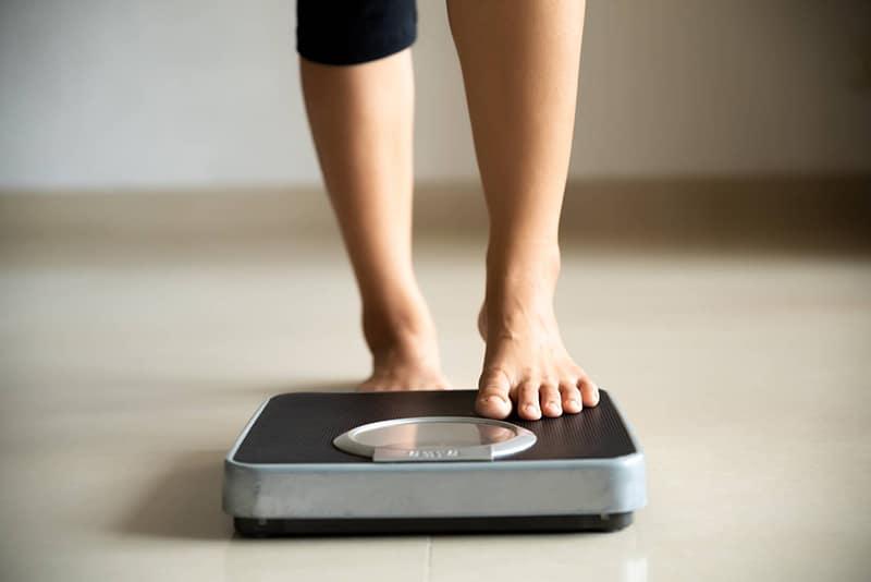Résultats perte de poids