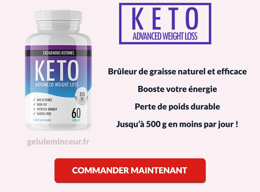 Avantages de Keto Advanced