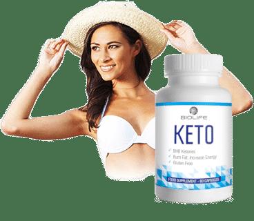 Keto Biolife : Compléments Alimentaires pour maigrir