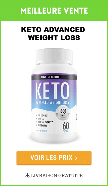 Promotion Keto Advanced Weight Loss