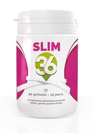Complément alimentaire Slim 36