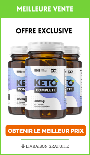 Promotion Keto Complete