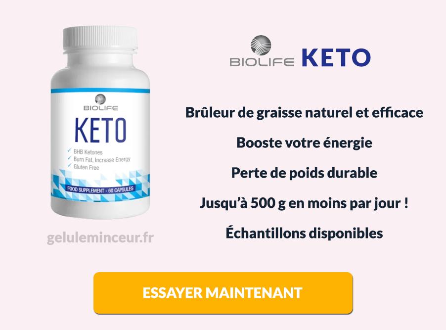 Avantages de Keto Biolife
