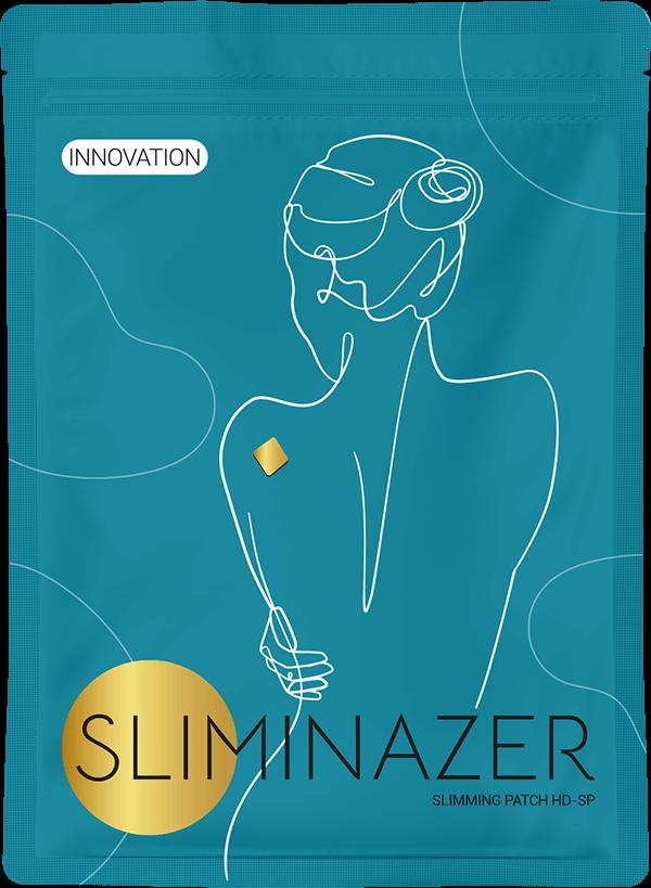 Nouvelle boite des patchs amincissants Sliminazer