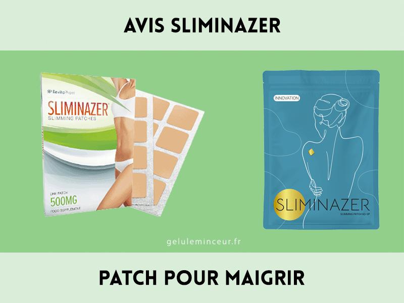 Avis sur Sliminazer : meilleur patch pour maigrir