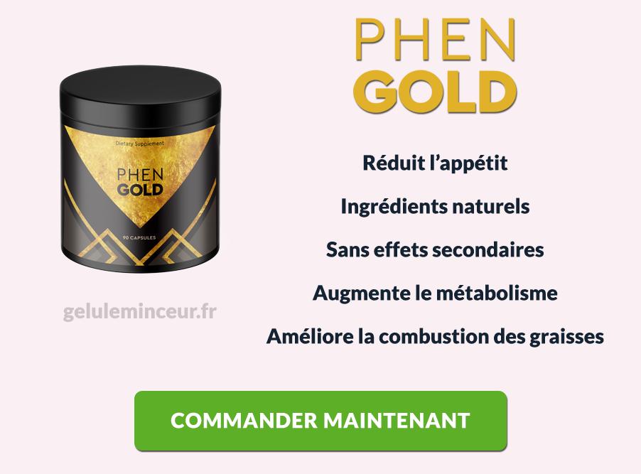 Les avantages de Phen Gold