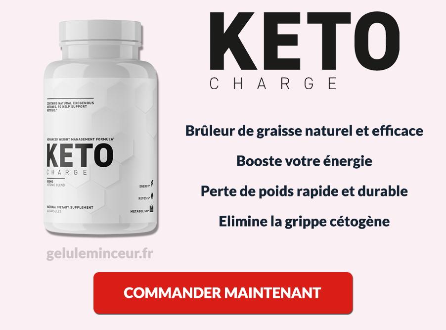 Bénéfices de la pilule KetoCharge