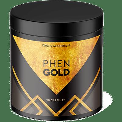 Boite de 90 gélules de PhenGold